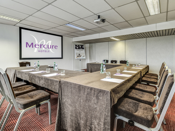 Meetings - Mercure Paris Ivry Quai de Seine Hotel