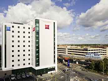 Destination - ibis Birmingham Airport