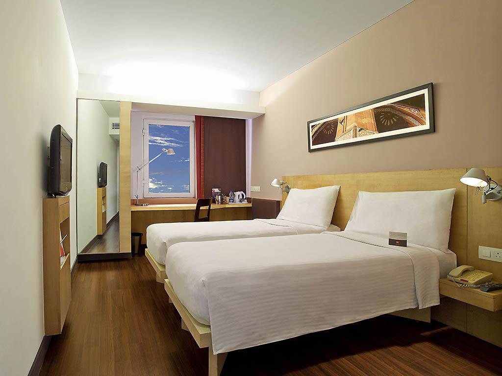 Premium economy hotel in Gurugram - ibis Gurgaon - ibis com