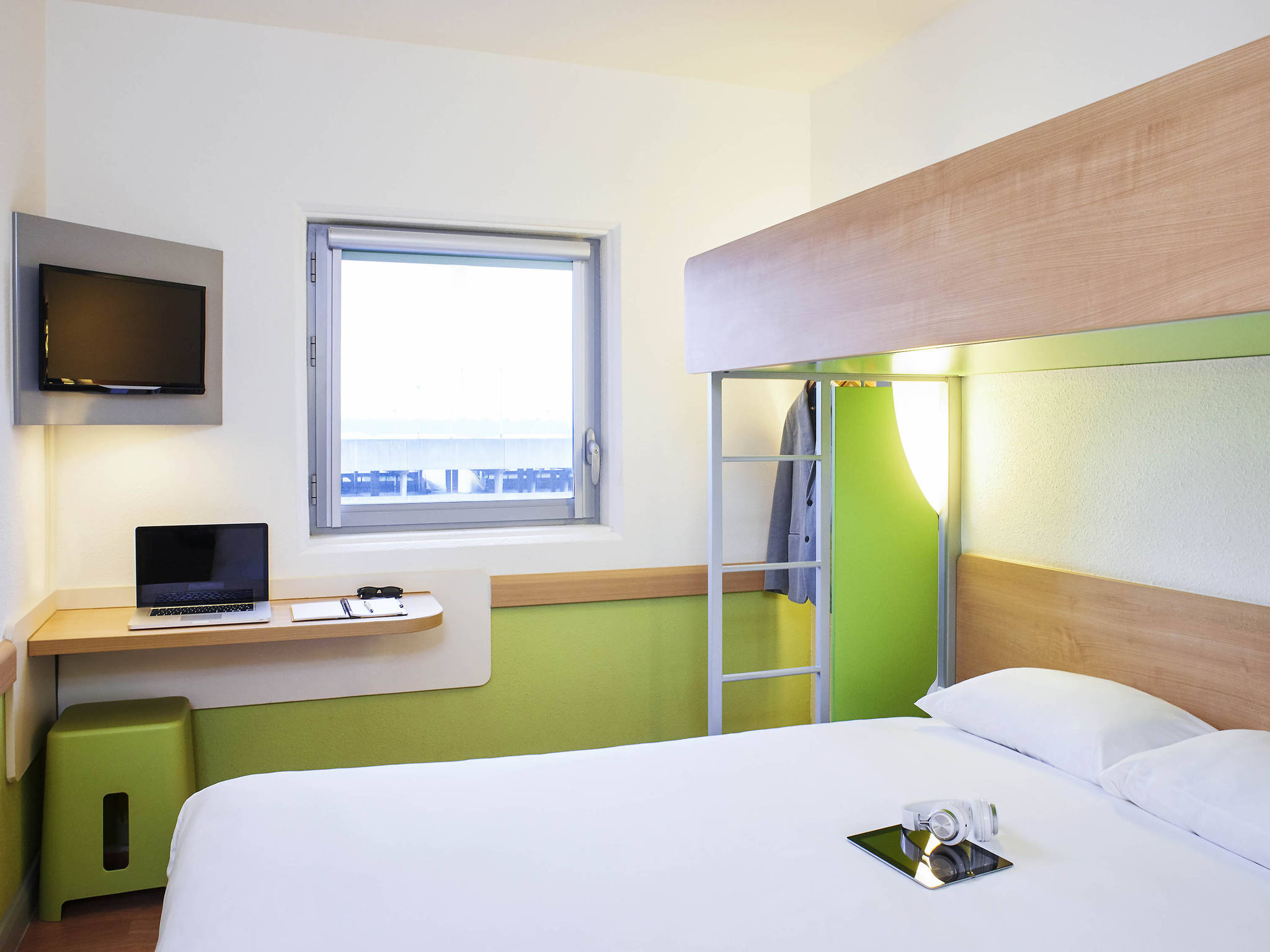 Lyon Hotel Ibis Budget