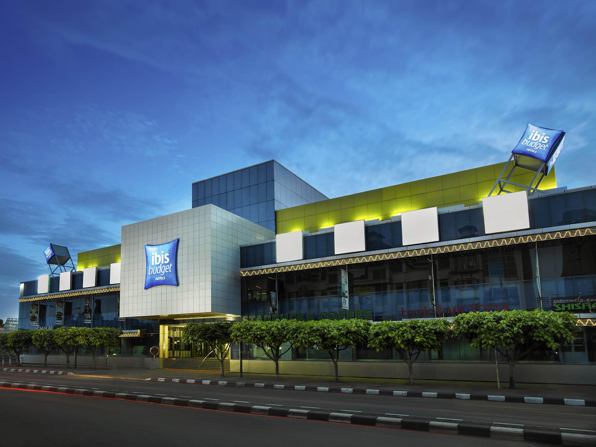 Otel – ibis budget Jakarta Menteng