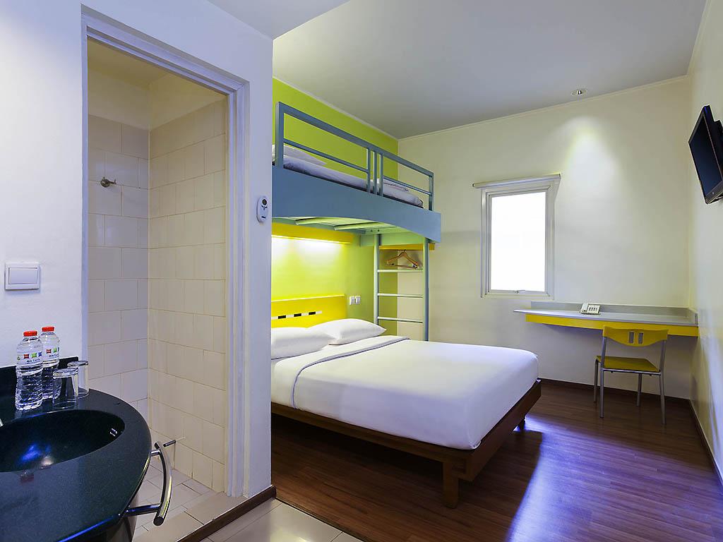 Hotel pas cher jakarta ibis budget jakarta menteng - Prix chambre ibis budget ...