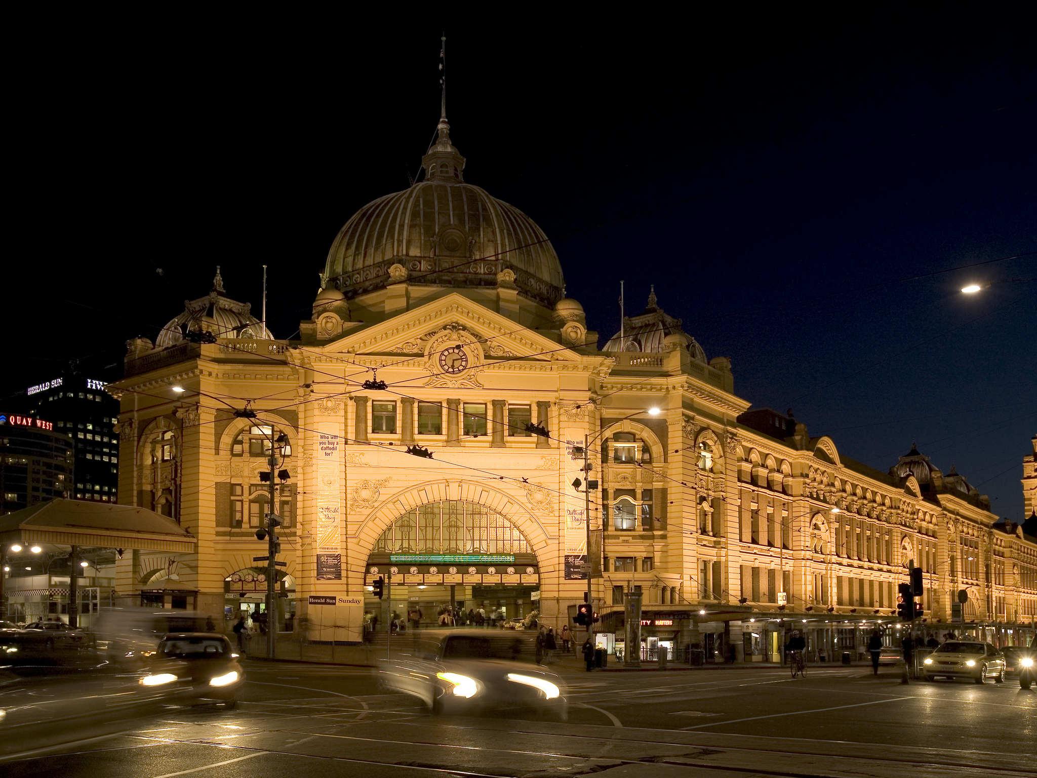 Отель — ibis budget Мельбурн CBD