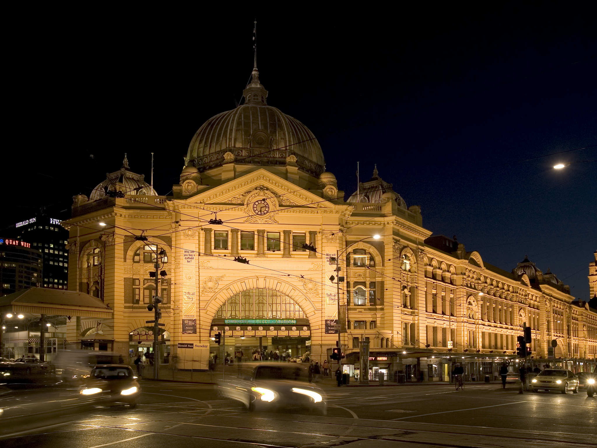 酒店 – ibis budget 墨尔本中央商务区酒店