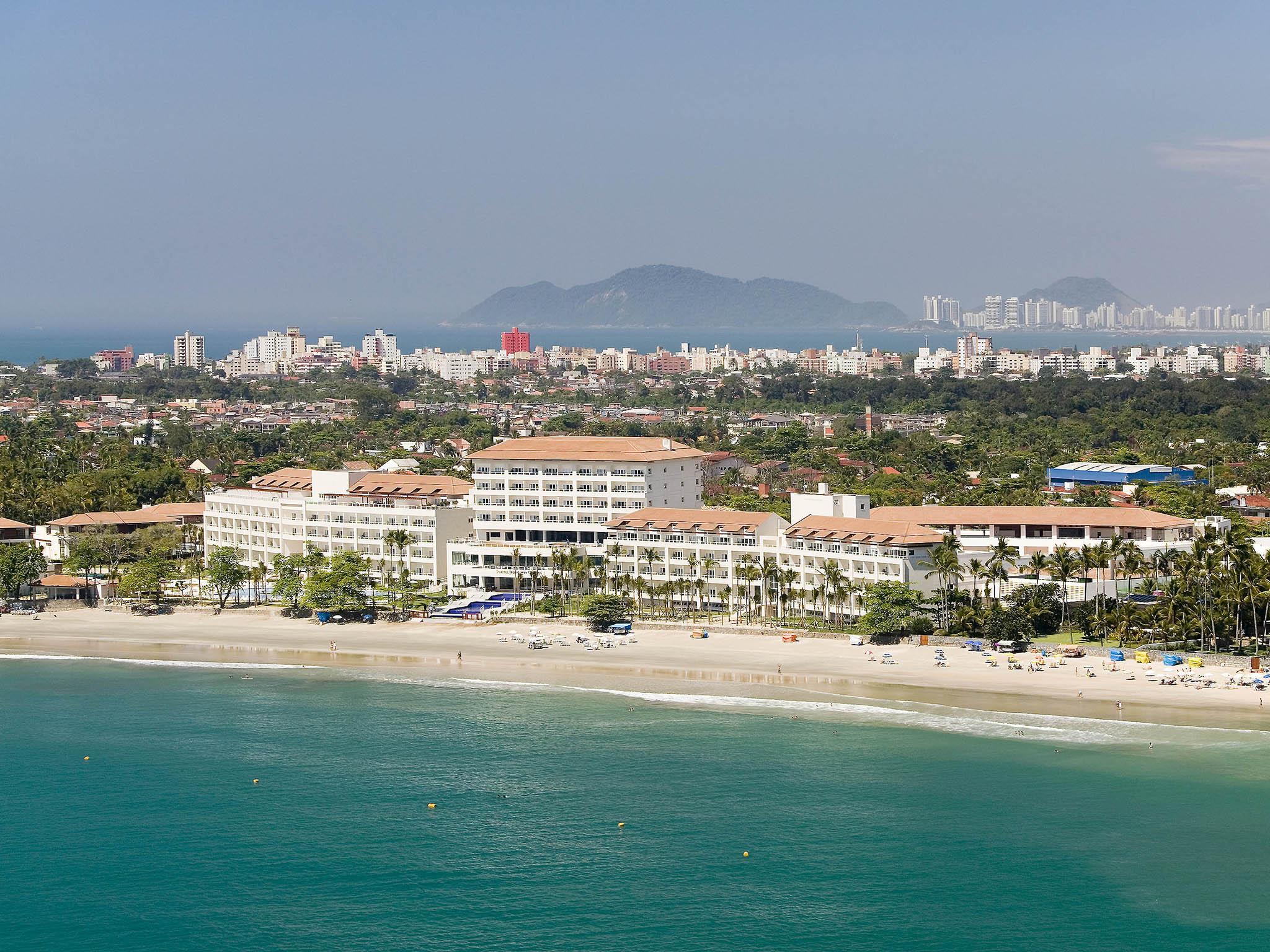โรงแรม – Sofitel Guaruja Jequitimar
