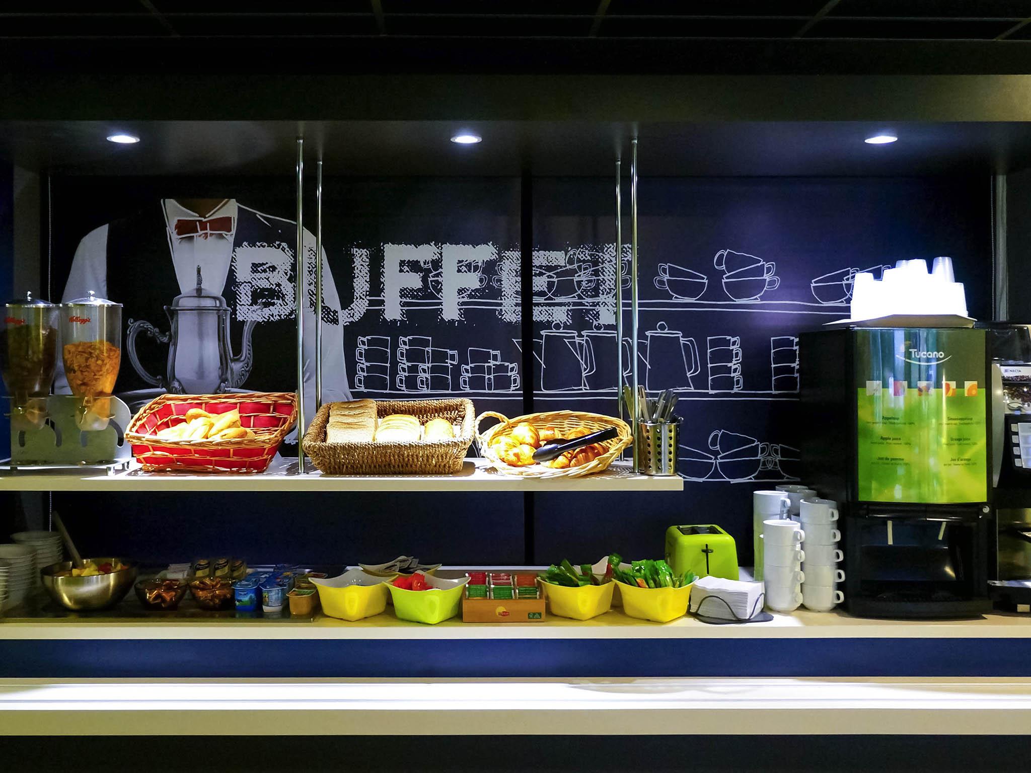 Отель — ibis budget Metz Sud