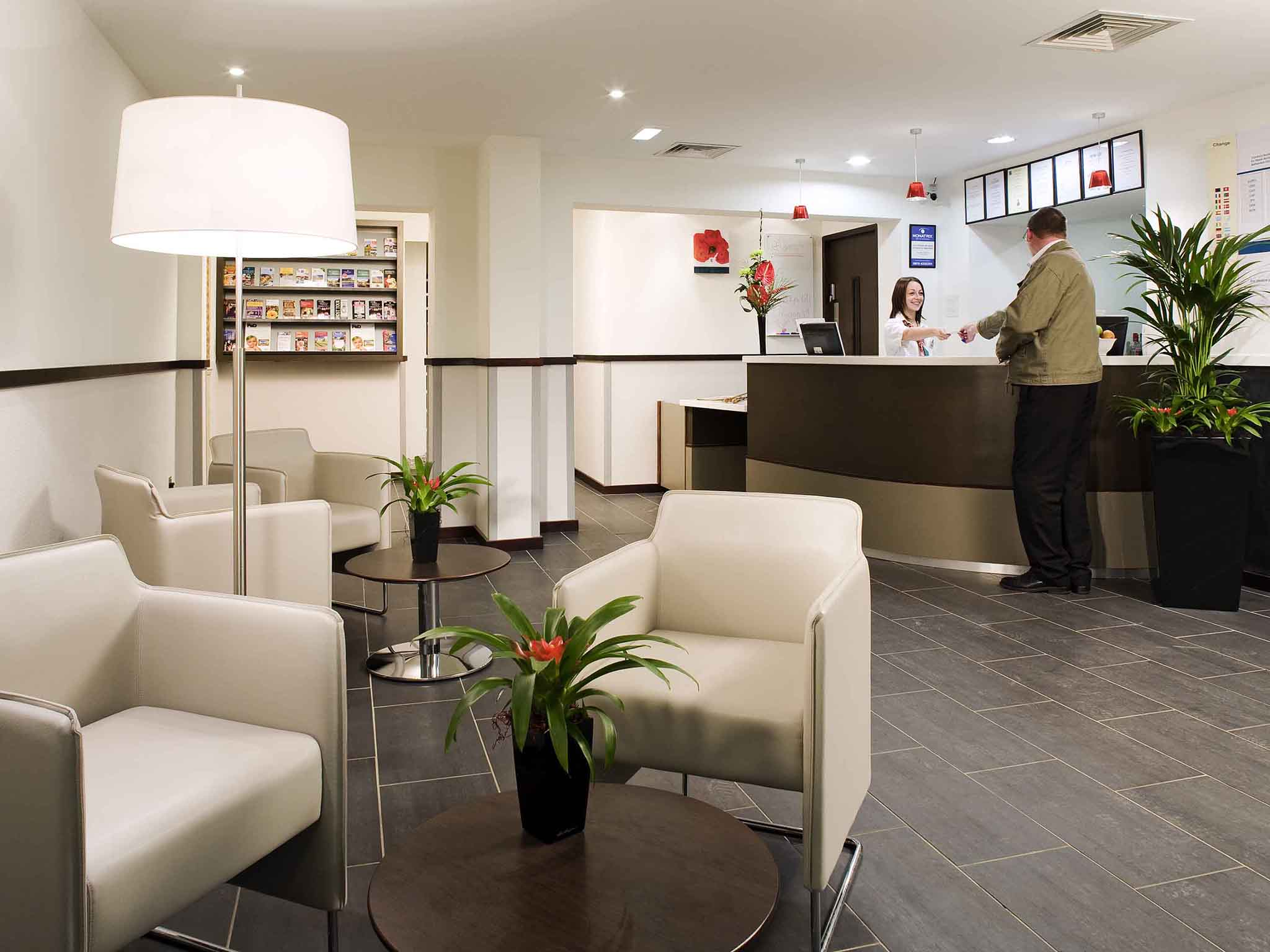 โรงแรม – ibis York Centre