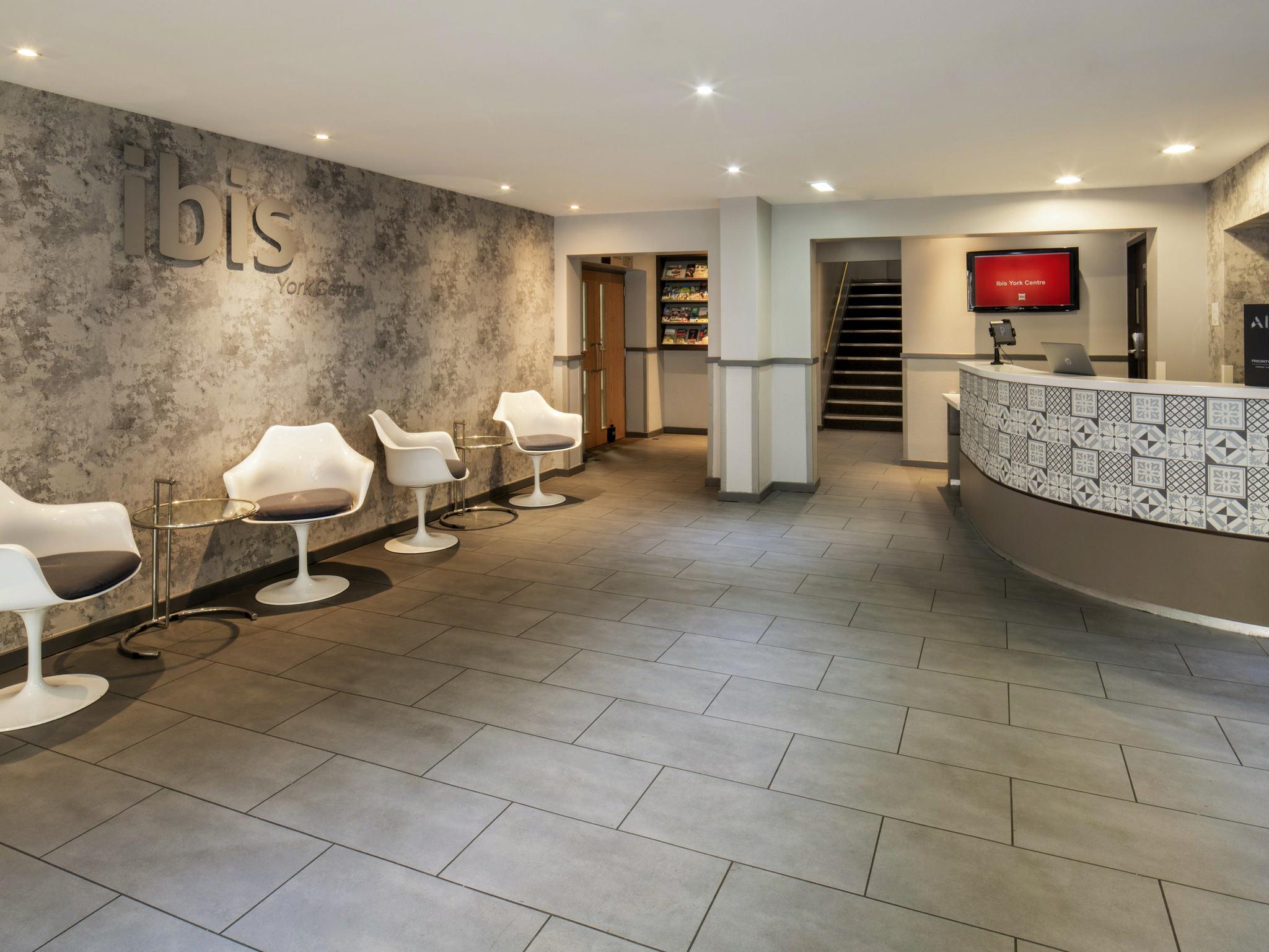 ホテル – ibis York Centre