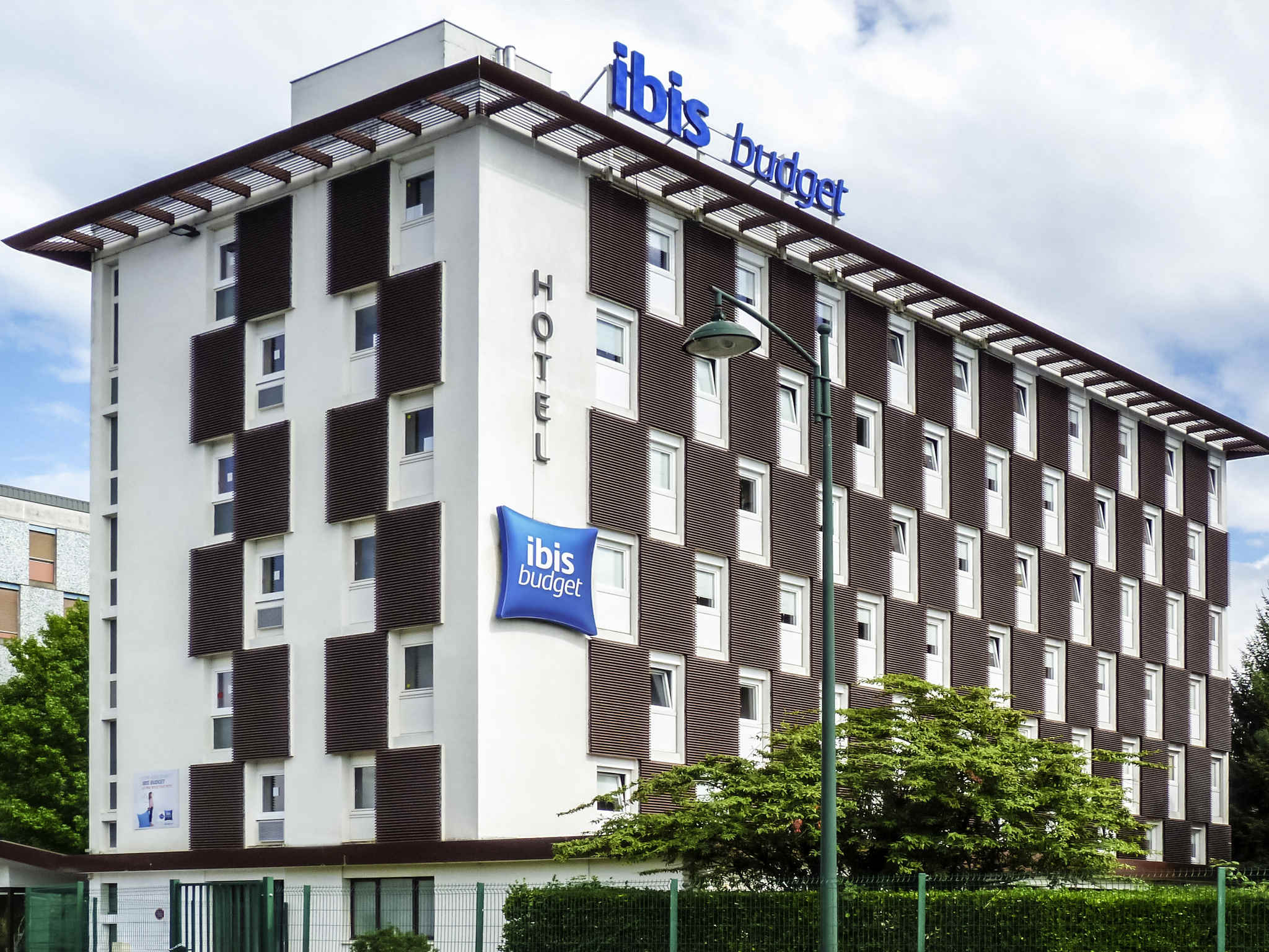 Отель — ibis budget Thonon-les-Bains