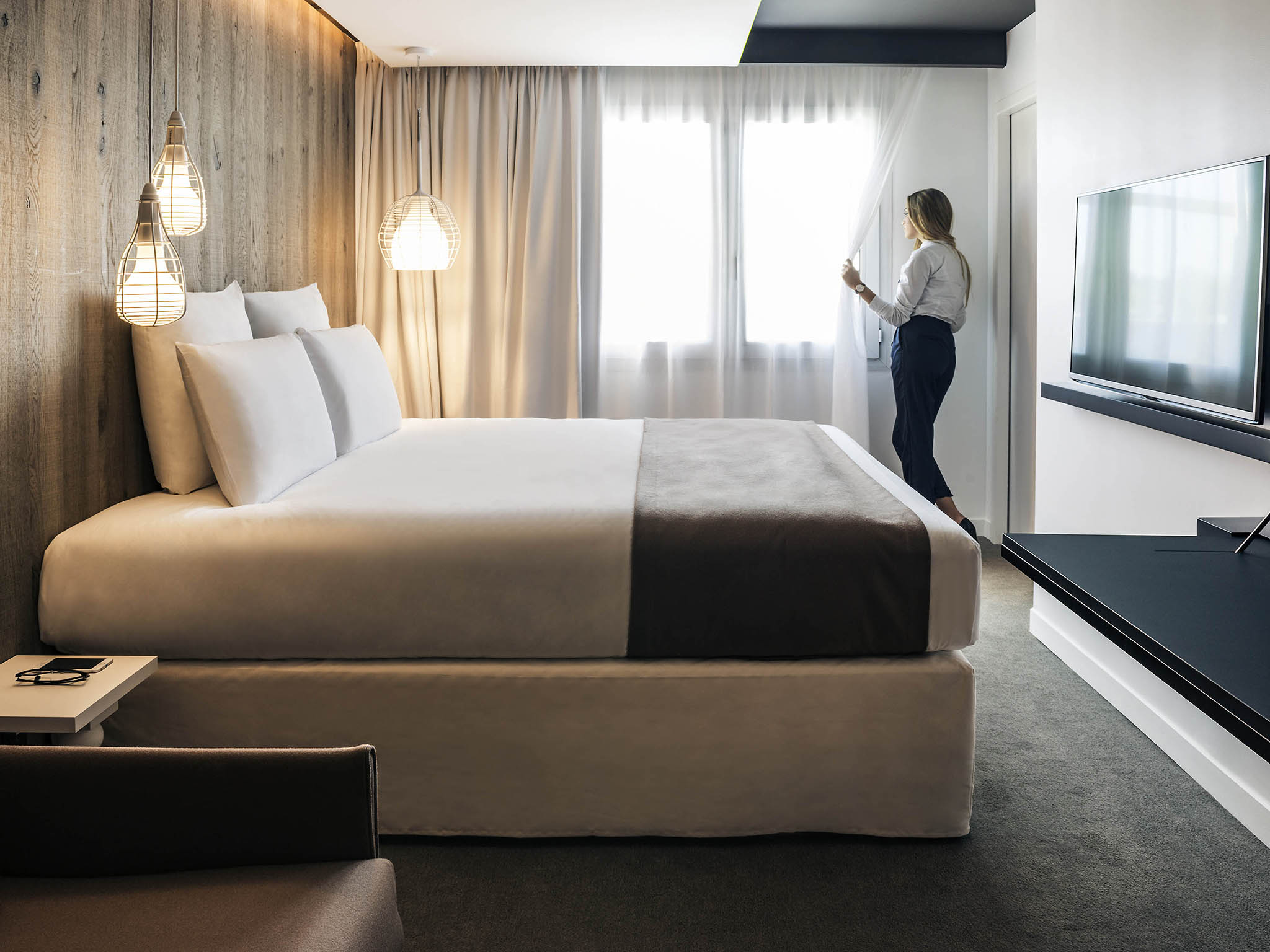 酒店 – 瓦朗斯南部美居酒店