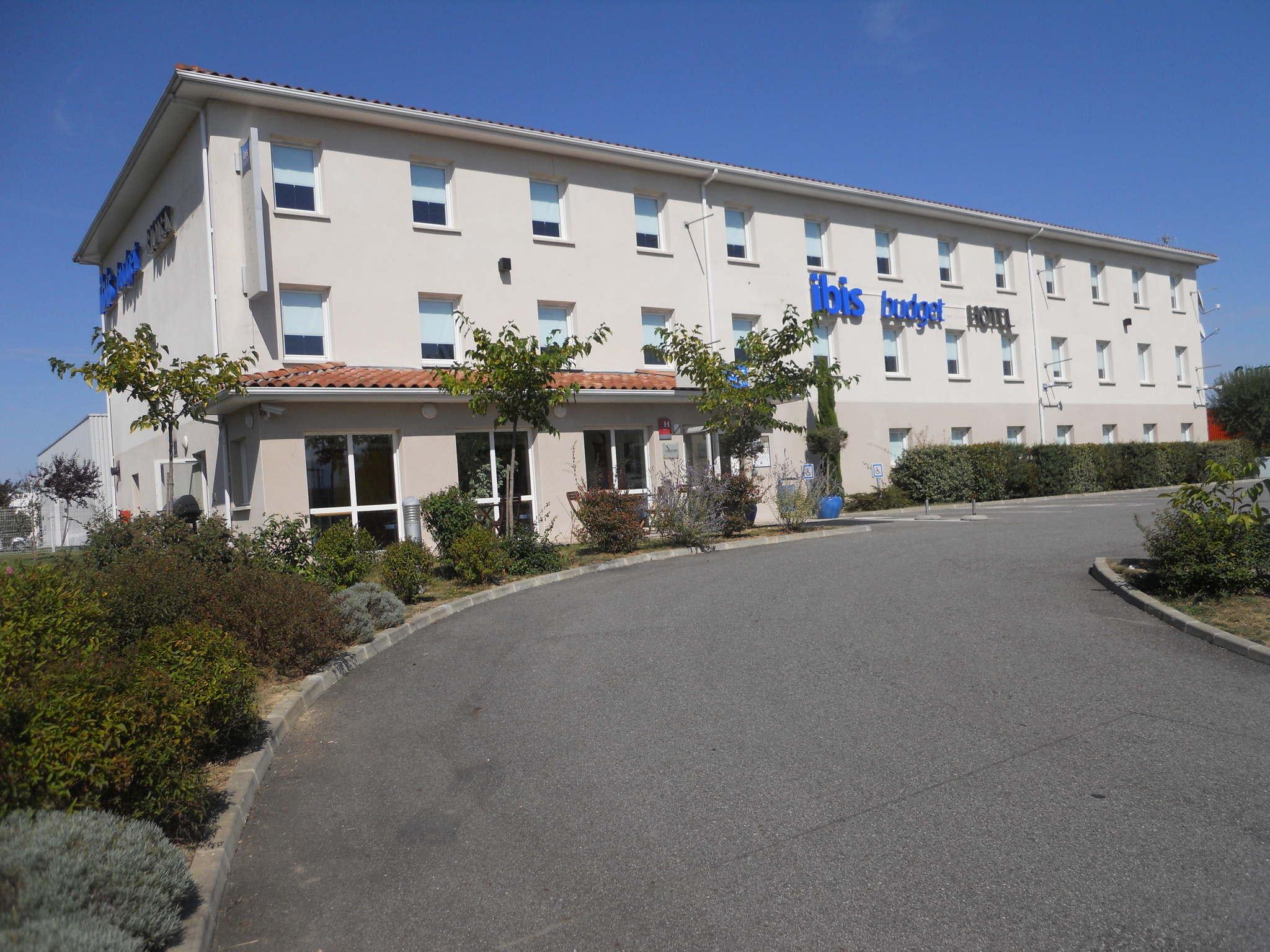Отель — ibis budget Saint-Gaudens