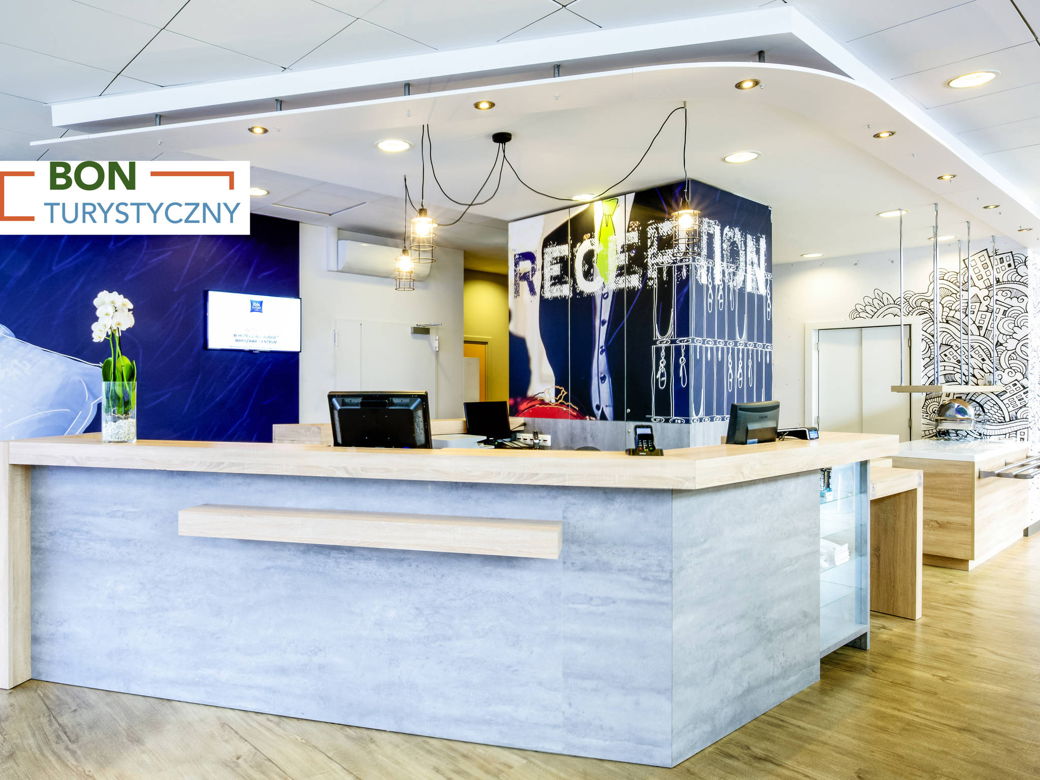 Otel – ibis budget Warszawa Centrum