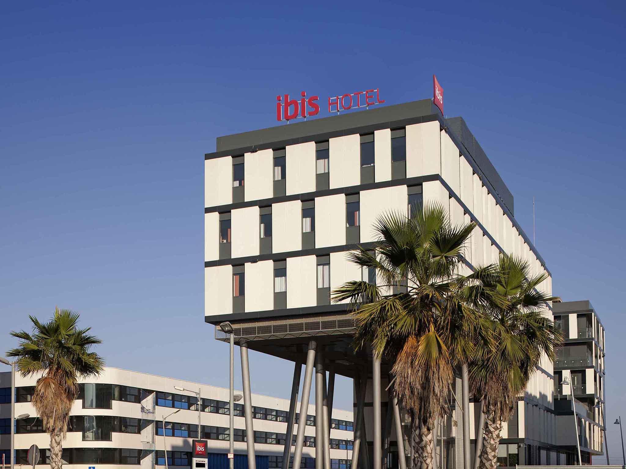 โรงแรม – ibis Barcelona Mataro