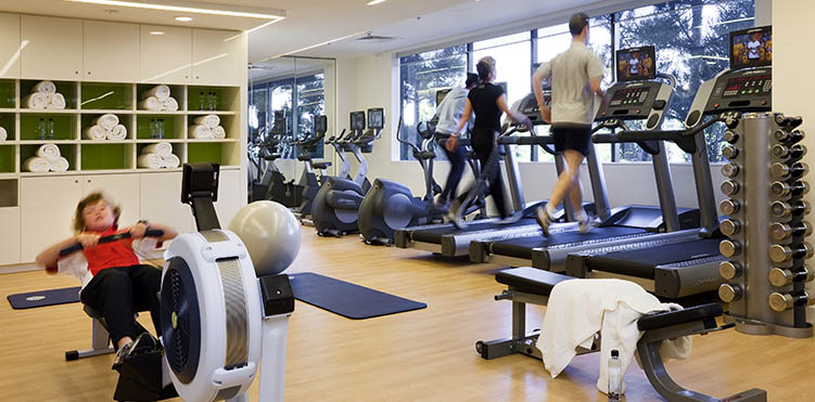 Golf fitness amenities pullman at sydney olympic park - Best cardio equipment for small spaces property ...