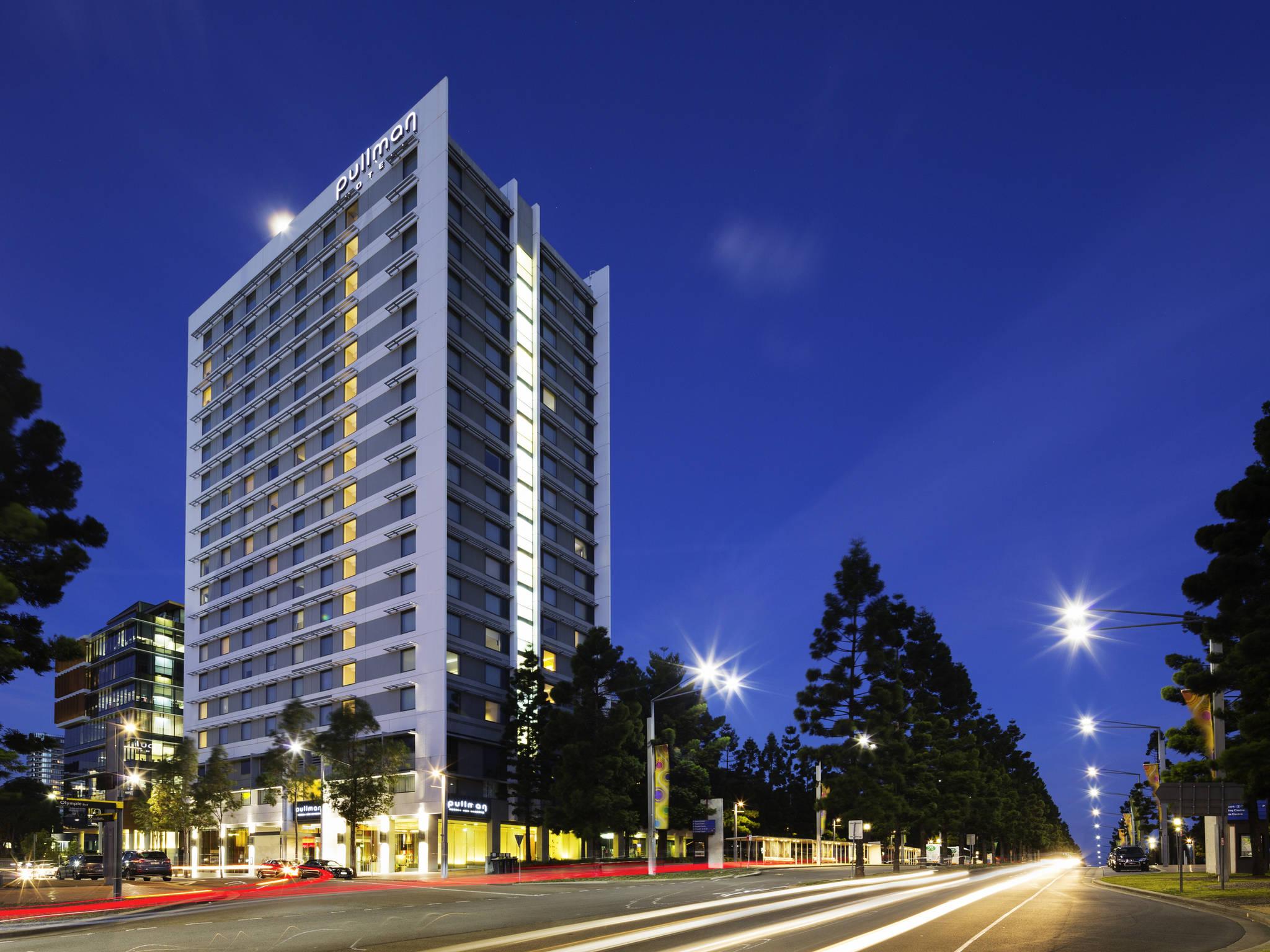โรงแรม – พูลแมน ซิดนีย์ โอลิมปิก พาร์ค