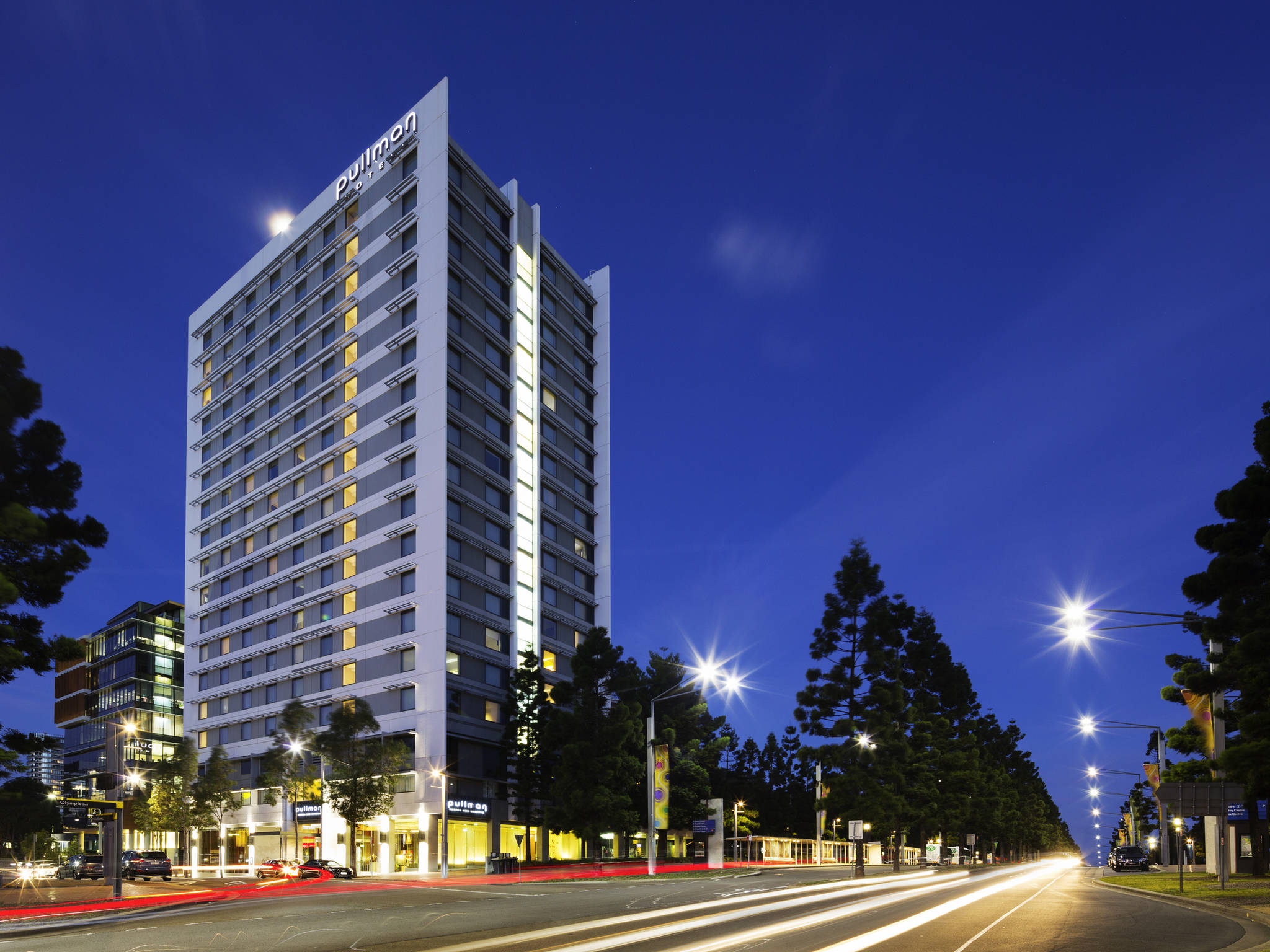 Hotell – Pullman at Sydney Olympic Park