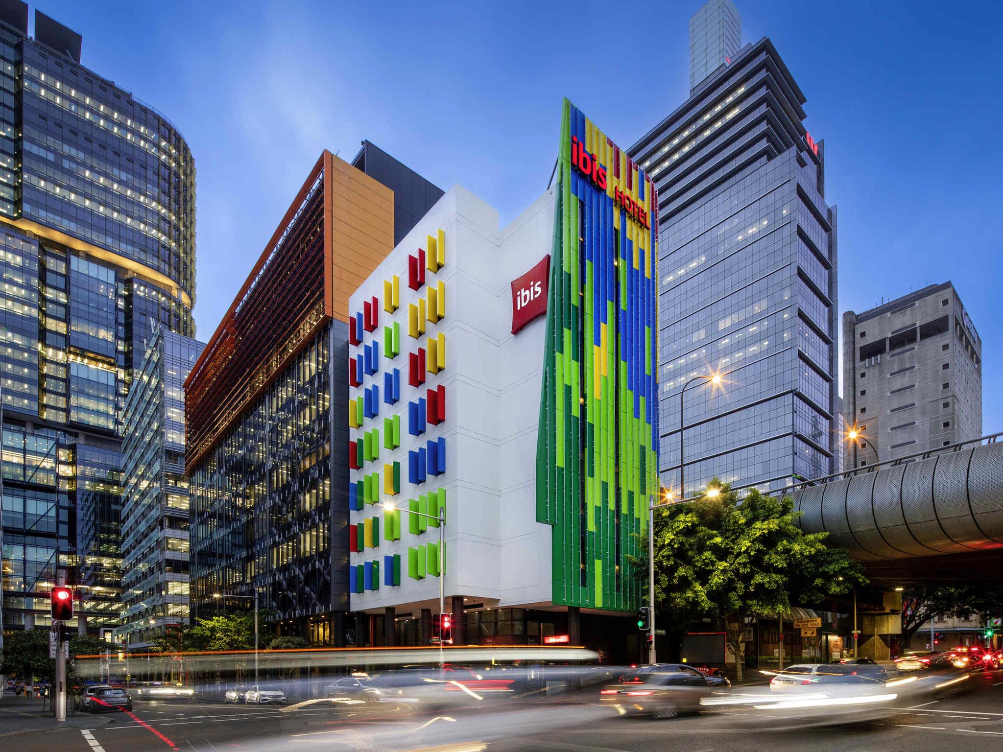 Hotel – ibis Sydney King Street Wharf