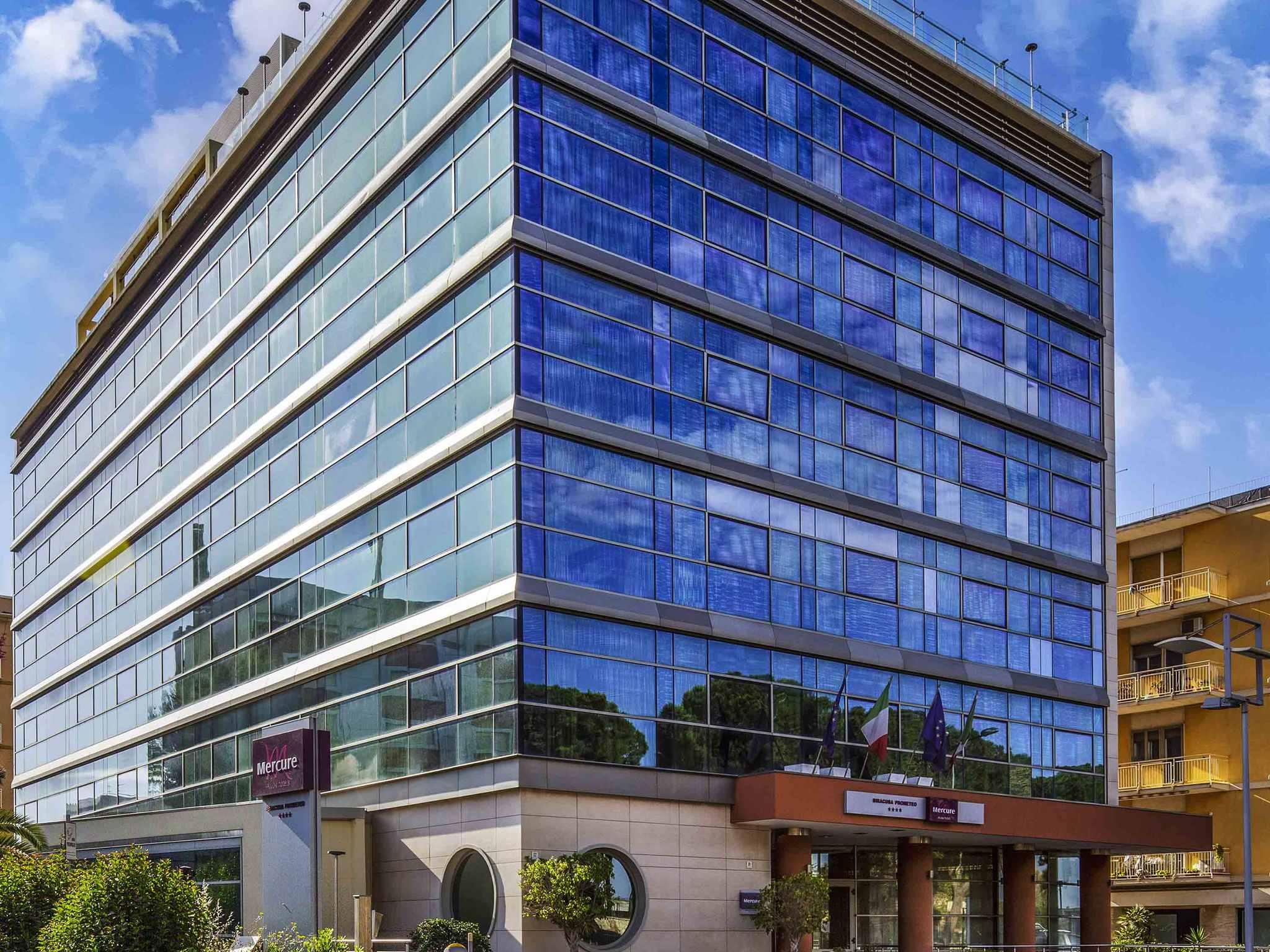 Hotel – Mercure Siracusa Prometeo