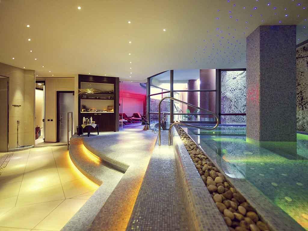 Mercure siracusa prometeo hotel for Siracusa hotel spa