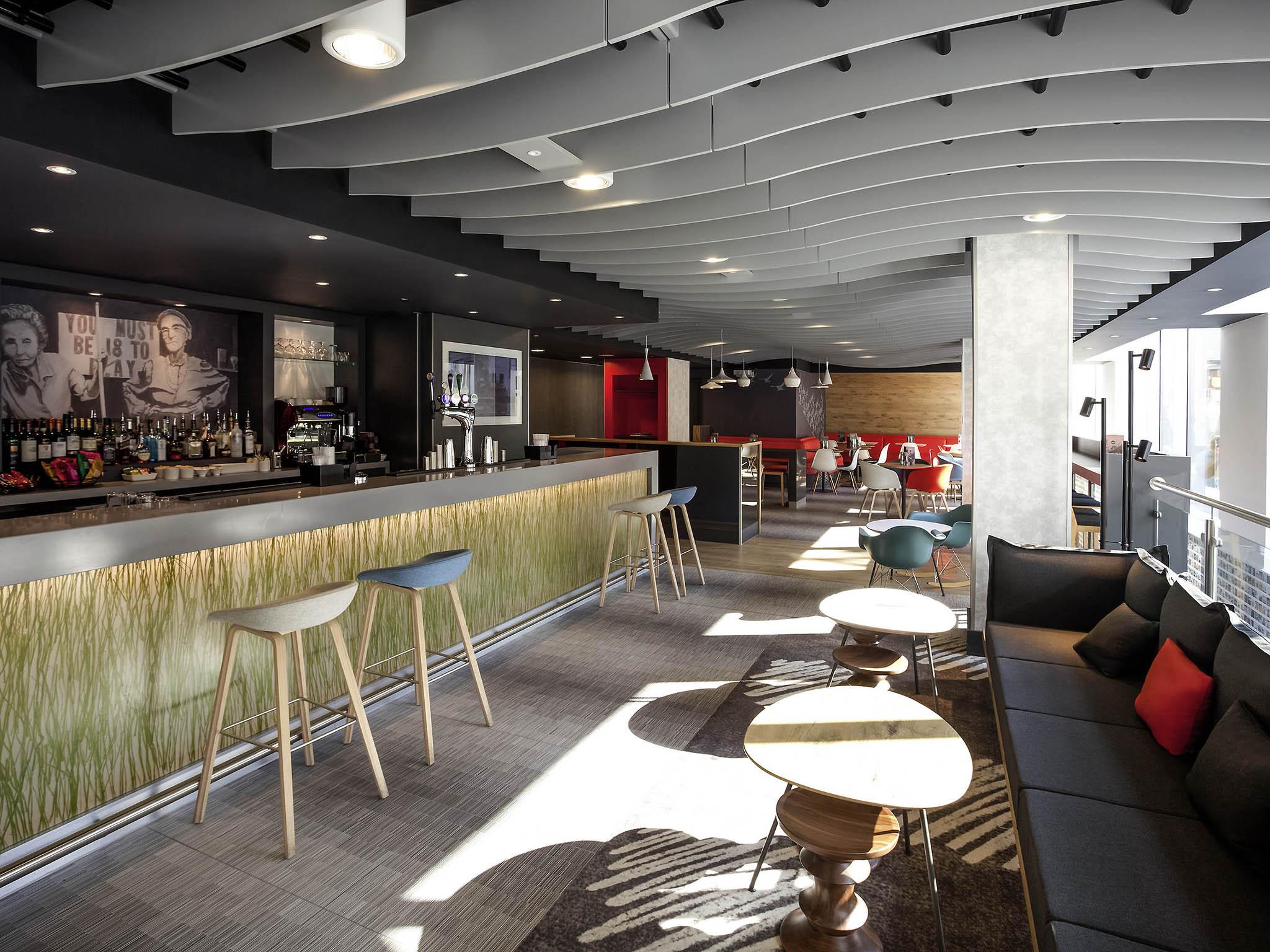 Hotell – ibis Brighton City Centre - Station