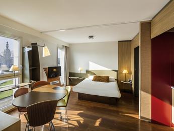 Aparthotel adagio nantes centre in Nantes
