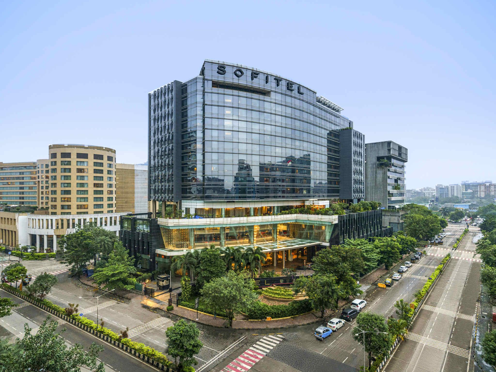 โรงแรม – Sofitel Mumbai BKC