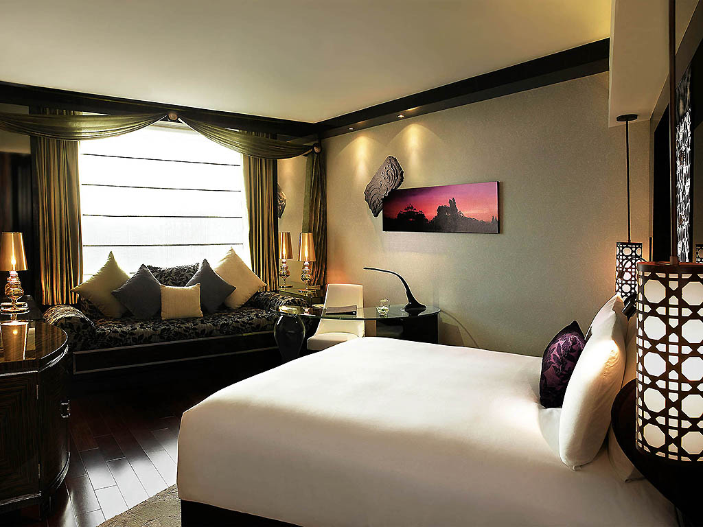 Luxury Room Club Millésime Access 1 King Size Bed
