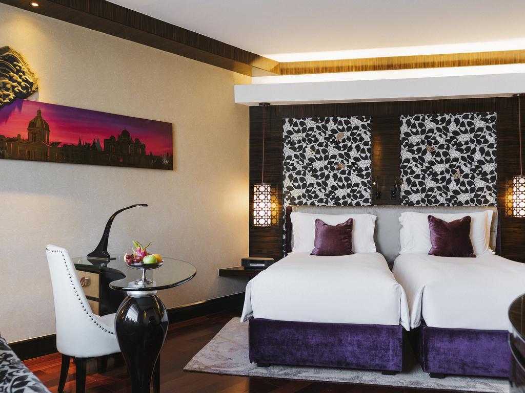 Gästezimmer modern luxus  Luxushotel MUMBAI – Sofitel Mumbai BKC