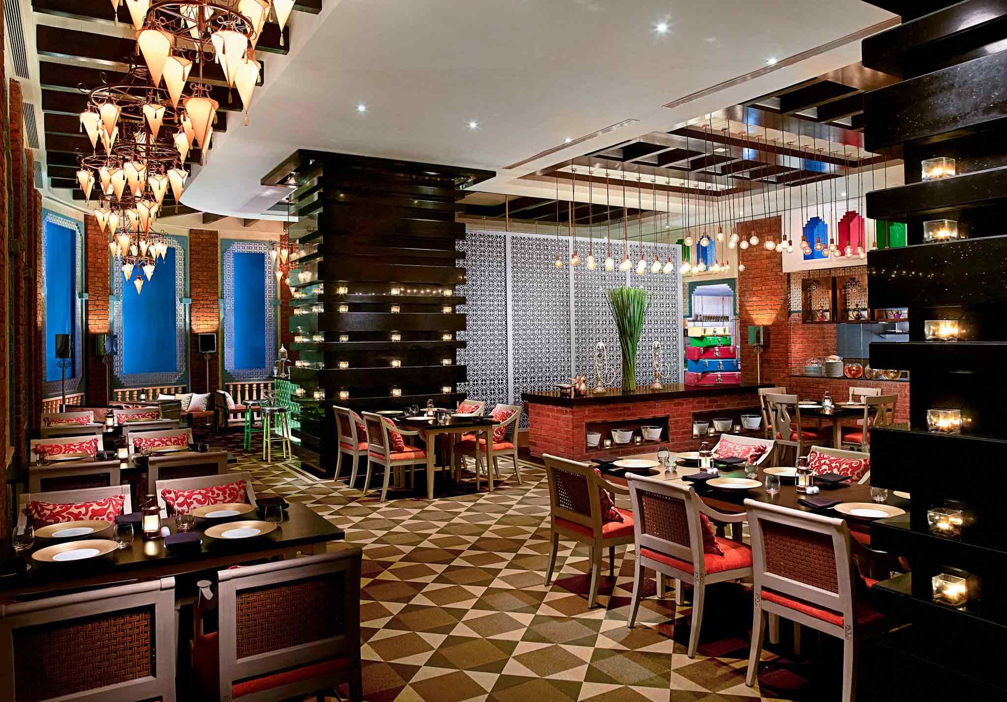 Luxury Hotel In Bandra Kurla Complex Sofitel Mumbai Bkc
