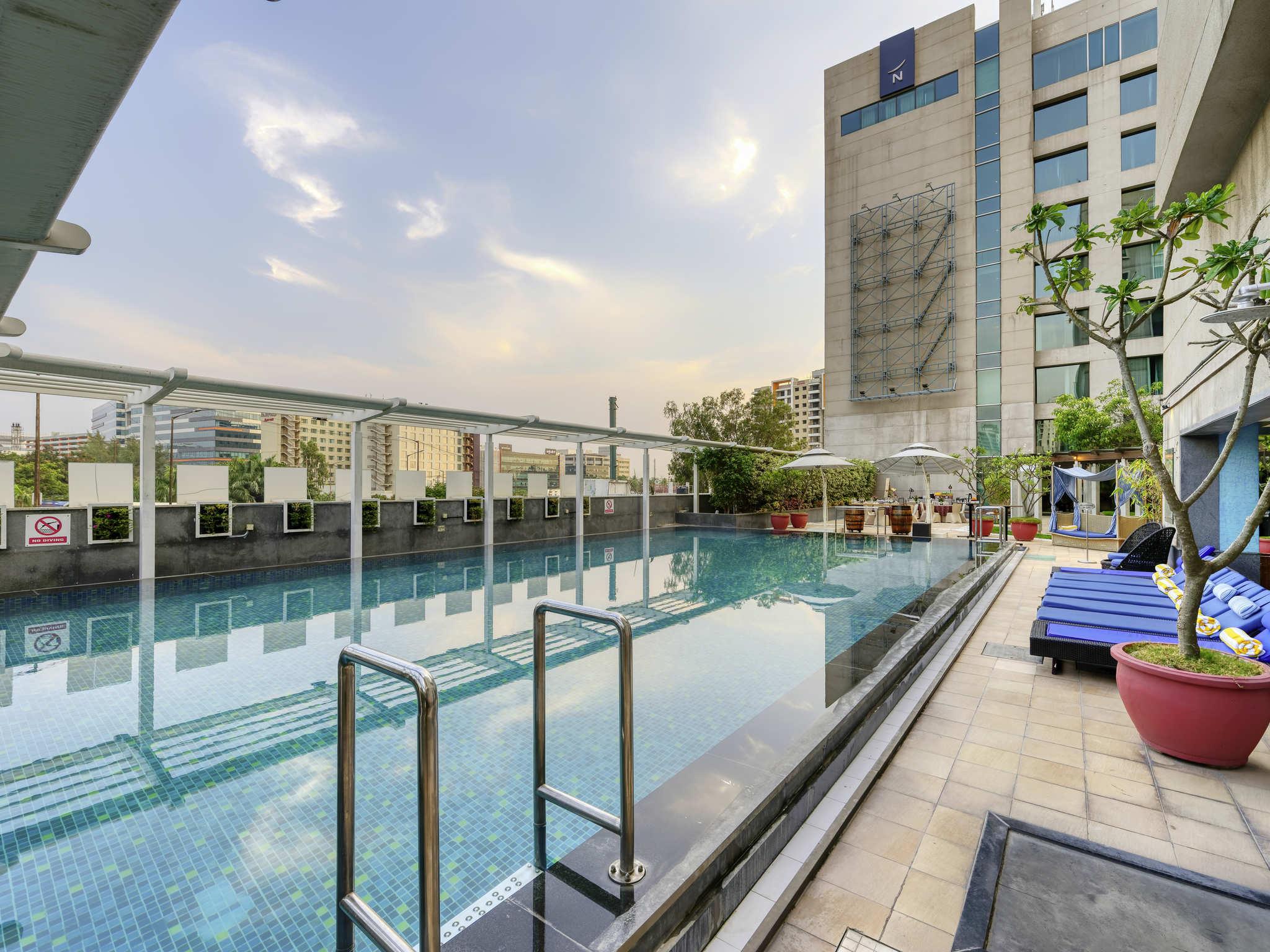 โรงแรม – Novotel Bengaluru Techpark