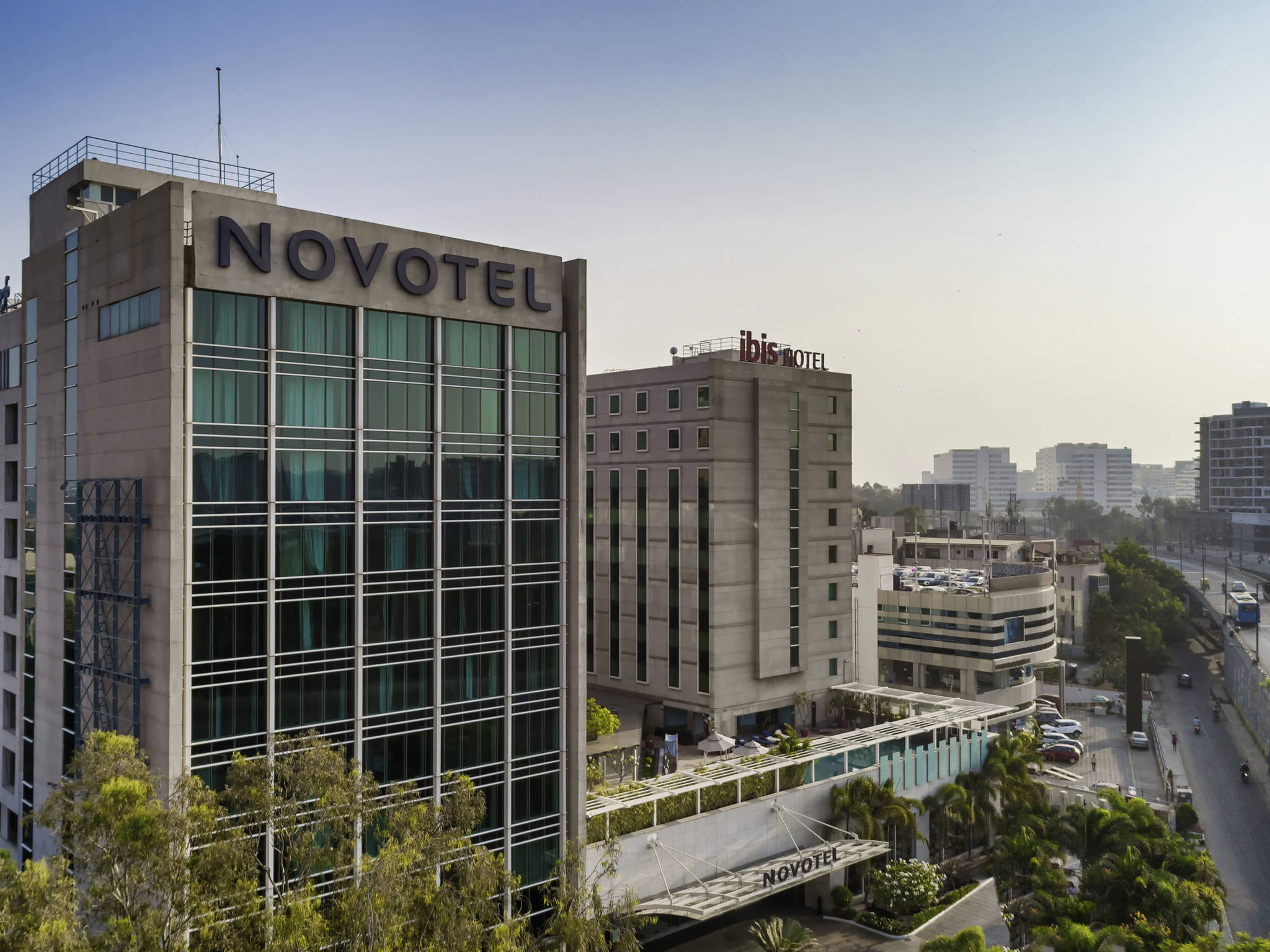 Hotel Novotel Bengaluru Outer Ring Road