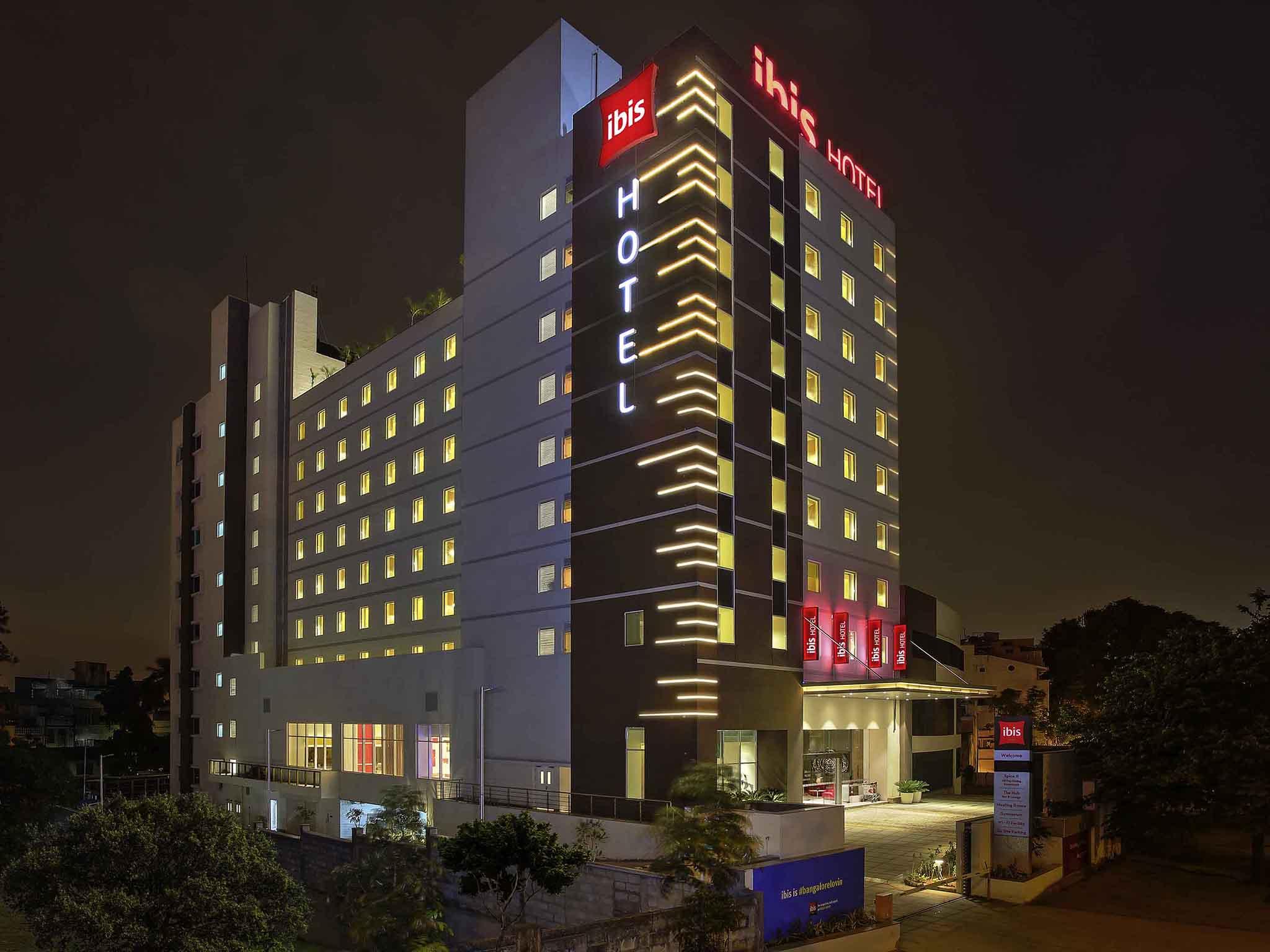 Отель — ibis Бенгалор Сити Центр