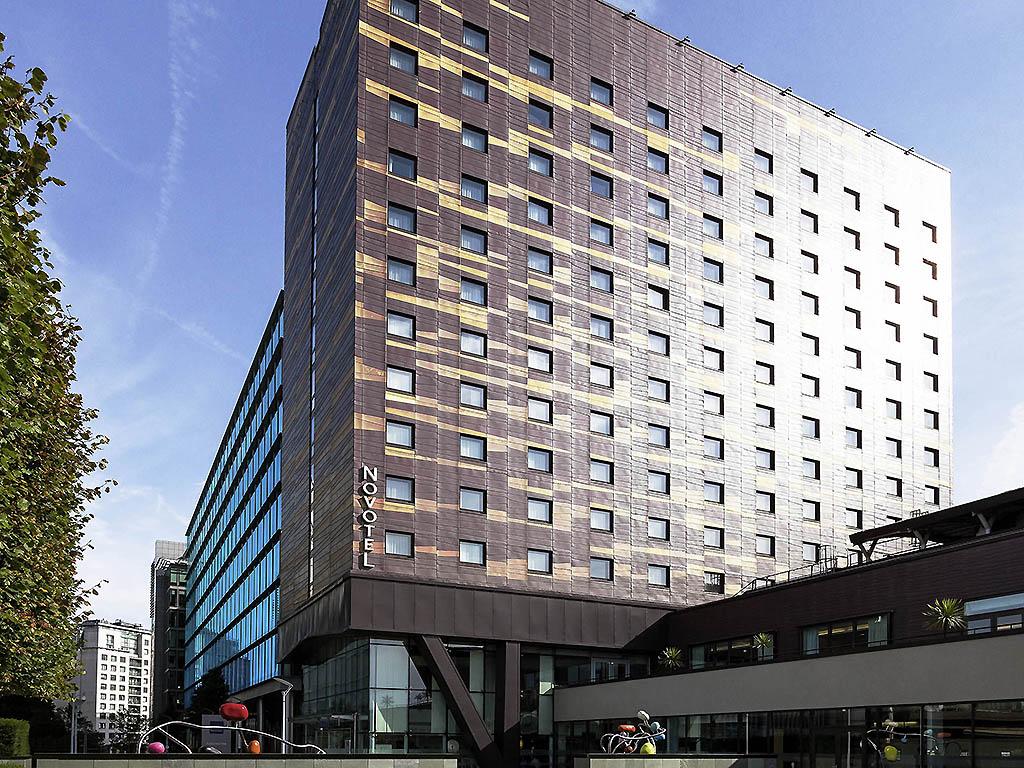 Hotel londres novotel londres paddington for Hotels londres
