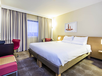 Rooms - Novotel London Paddington