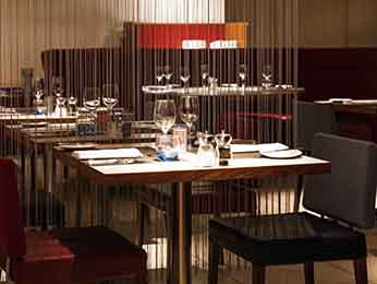 Restaurante - Novotel Londres Paddington