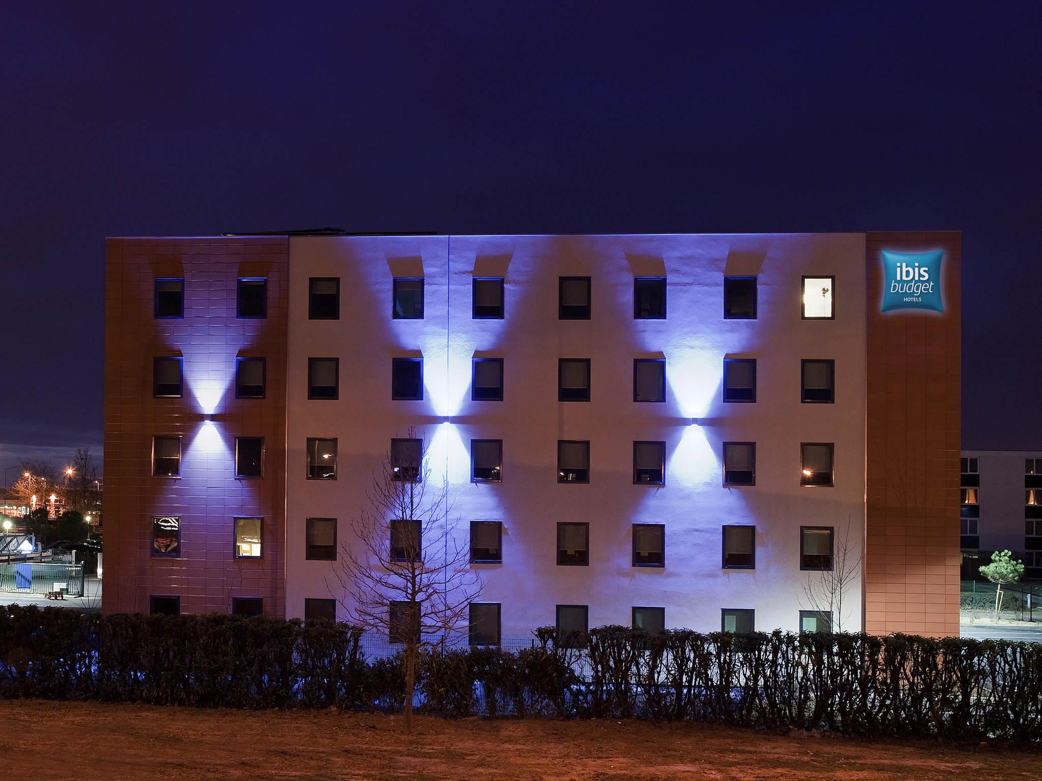 Отель — ibis budget Toulouse Aéroport