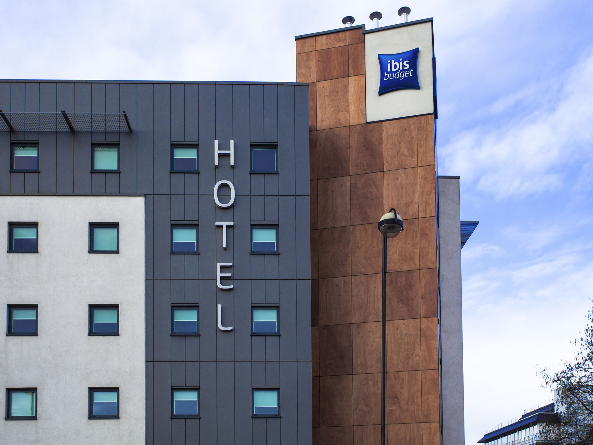 Otel – ibis budget Londra Hounslow