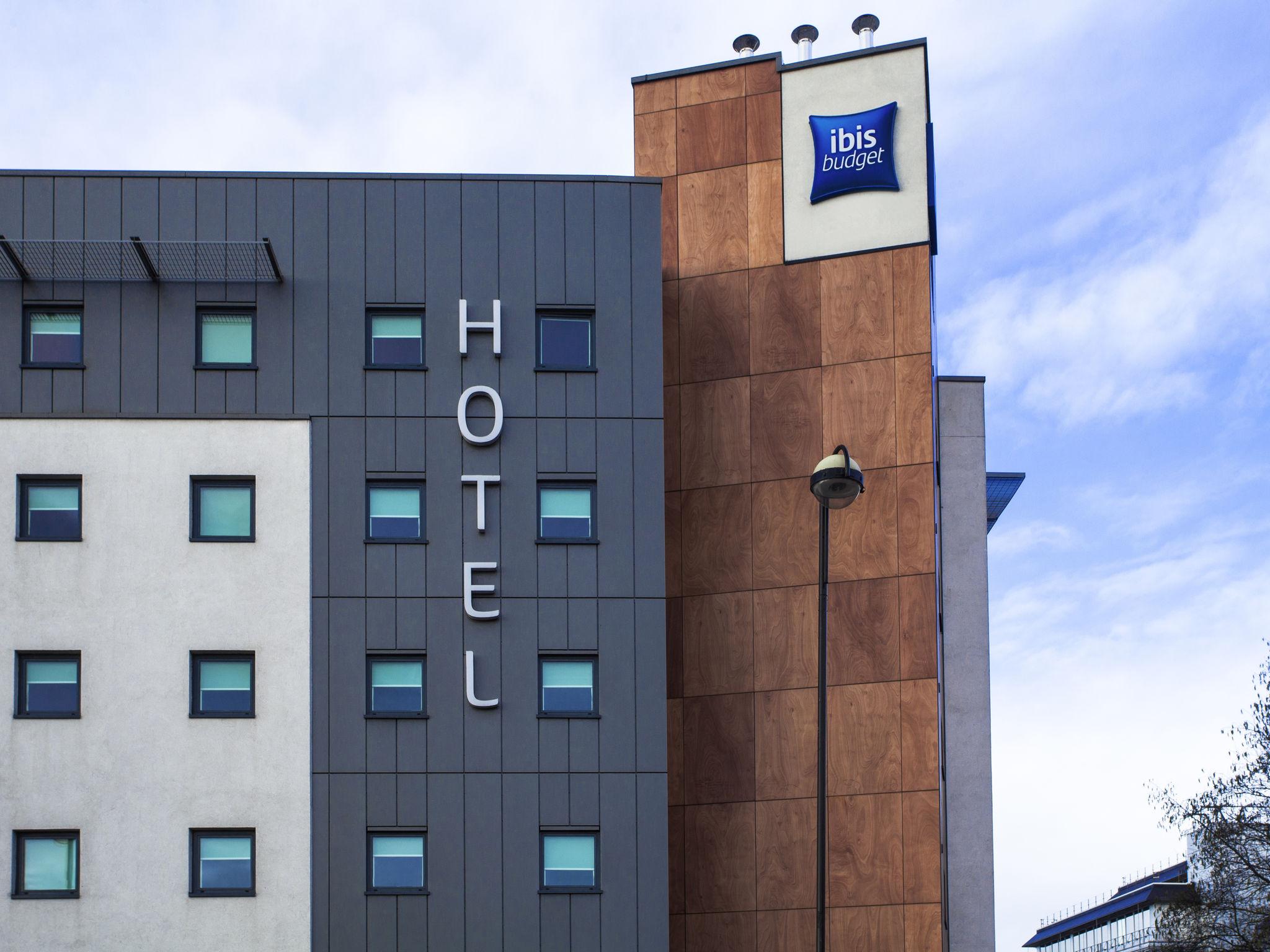 酒店 – ibis budget 伦敦豪恩斯洛酒店