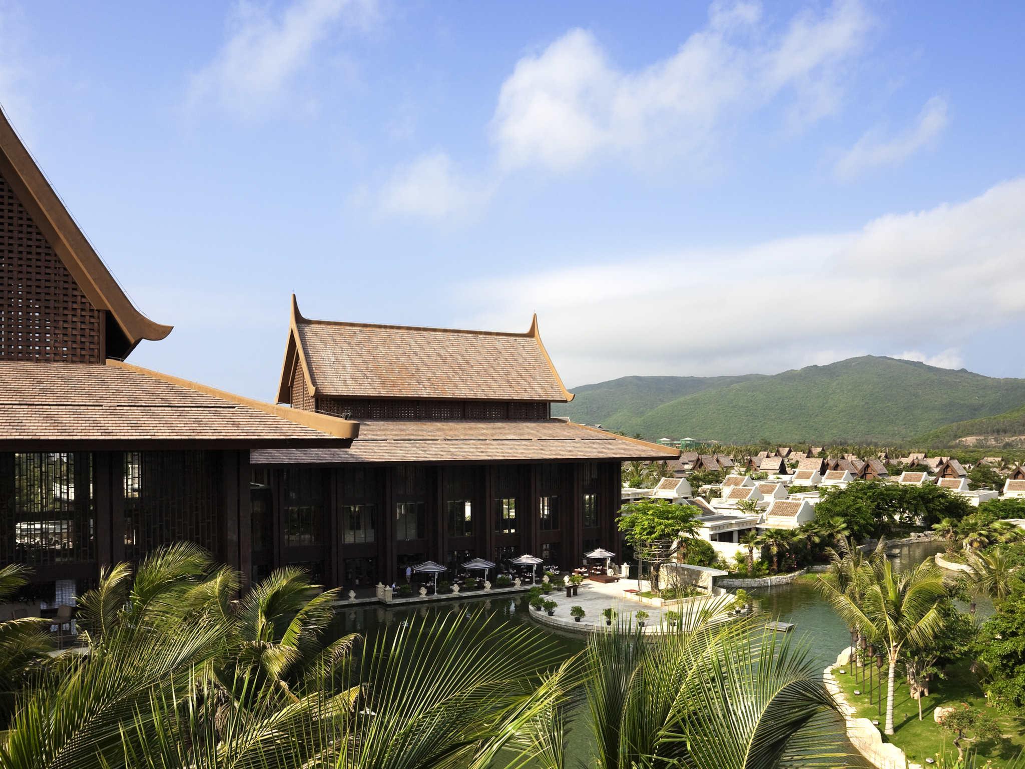 โรงแรม – Pullman Sanya Yalong Bay Villas & Resort