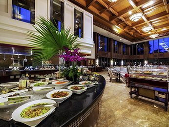 Restaurant - Pullman Sanya Yalong Bay Villas and Resort