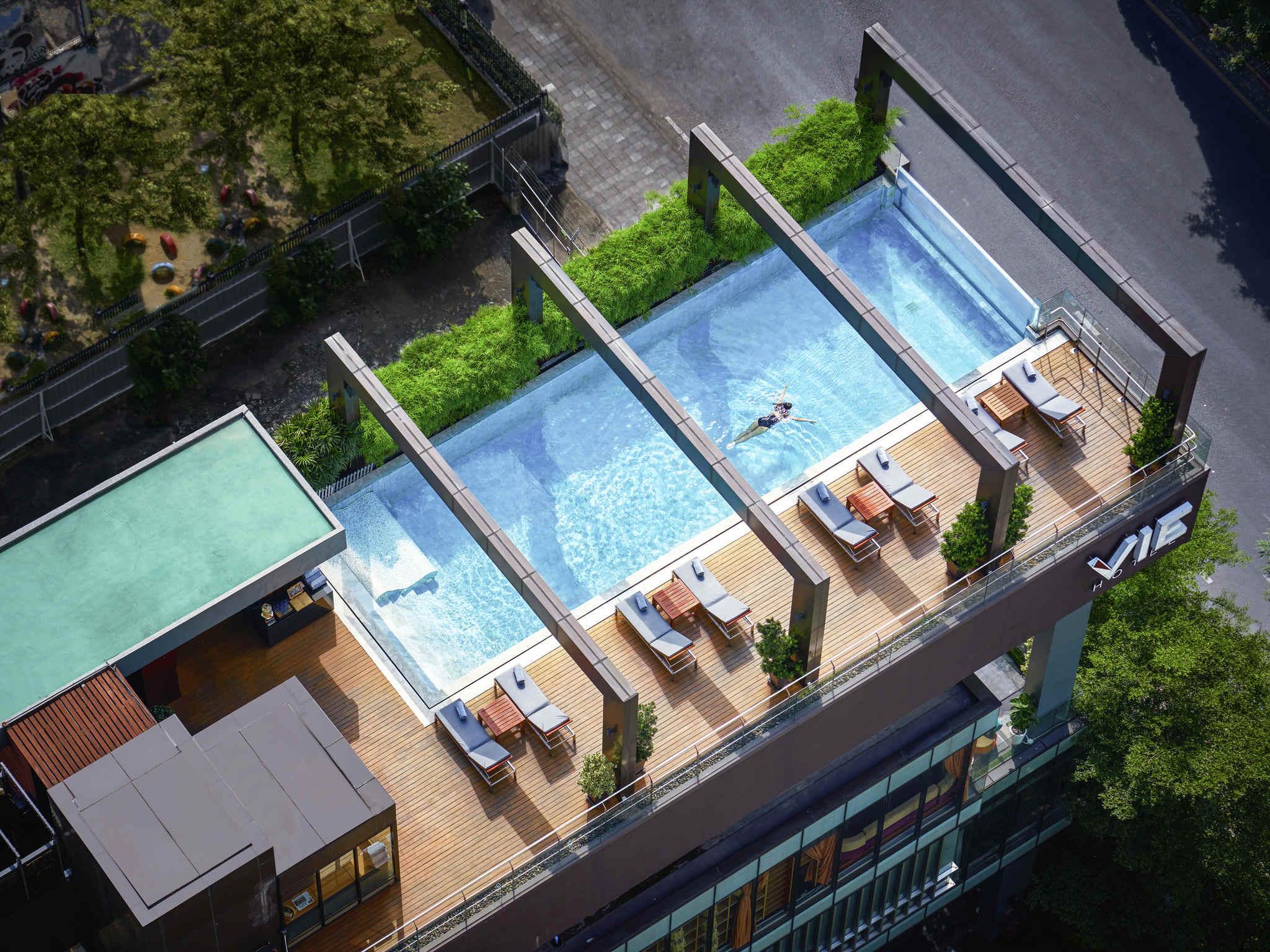 Hotell – VIE Hotel Bangkok – MGallery by Sofitel