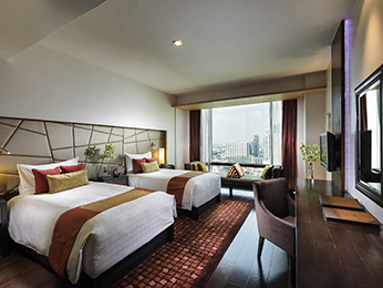 Zimmer - VIE Hotel Bangkok - MGallery Collection