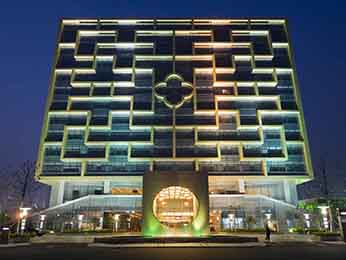 호텔 - Mercure Suzhou Park Hotel and Suites