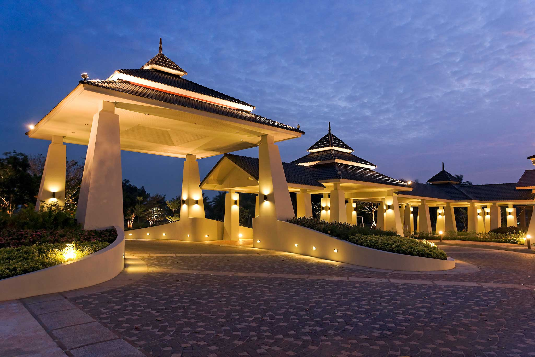 Hotel - Novotel Chumphon Beach Resort & Golf
