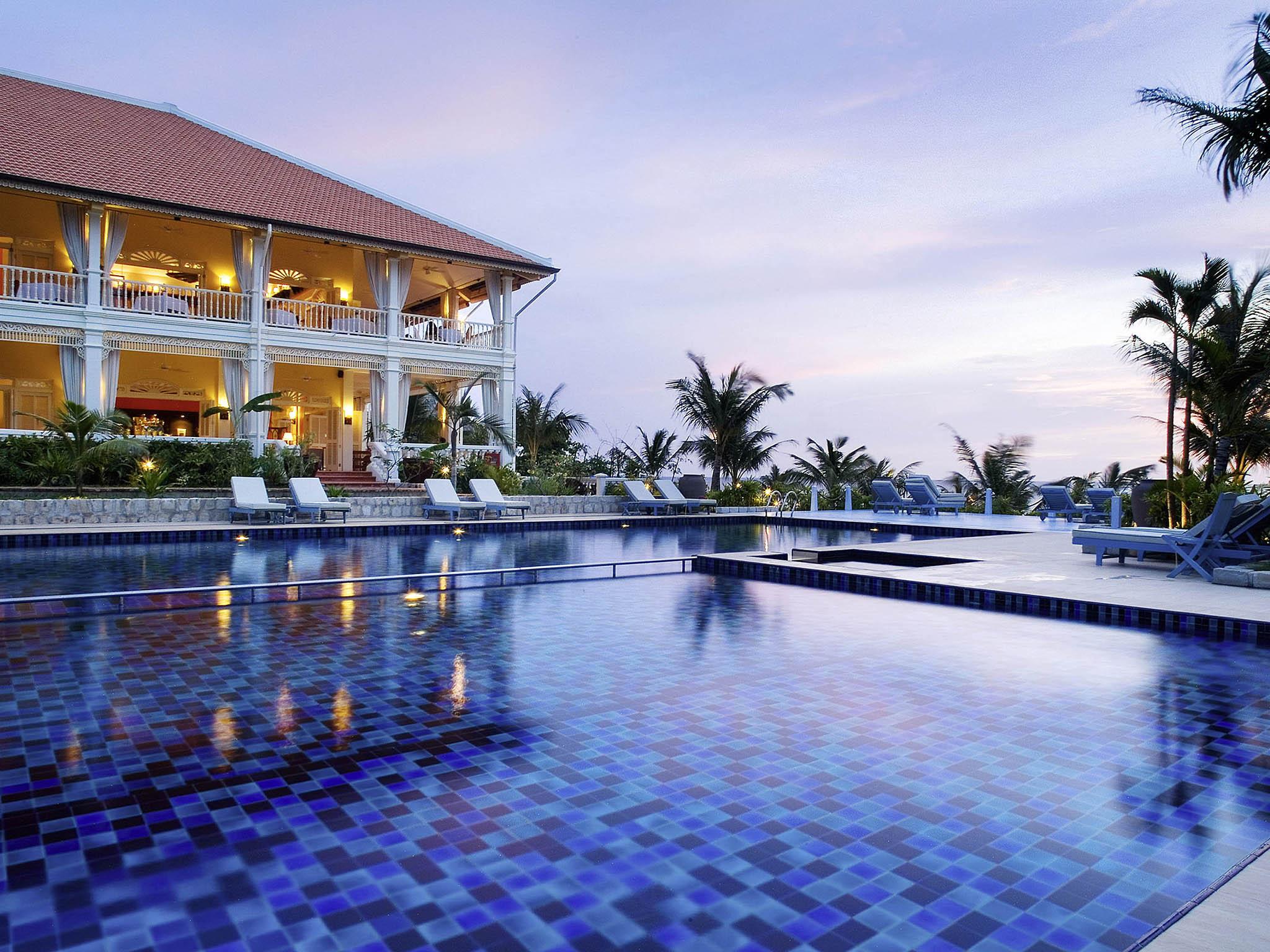 Отель — La Veranda Resort Phu Quoc - MGallery by Sofitel