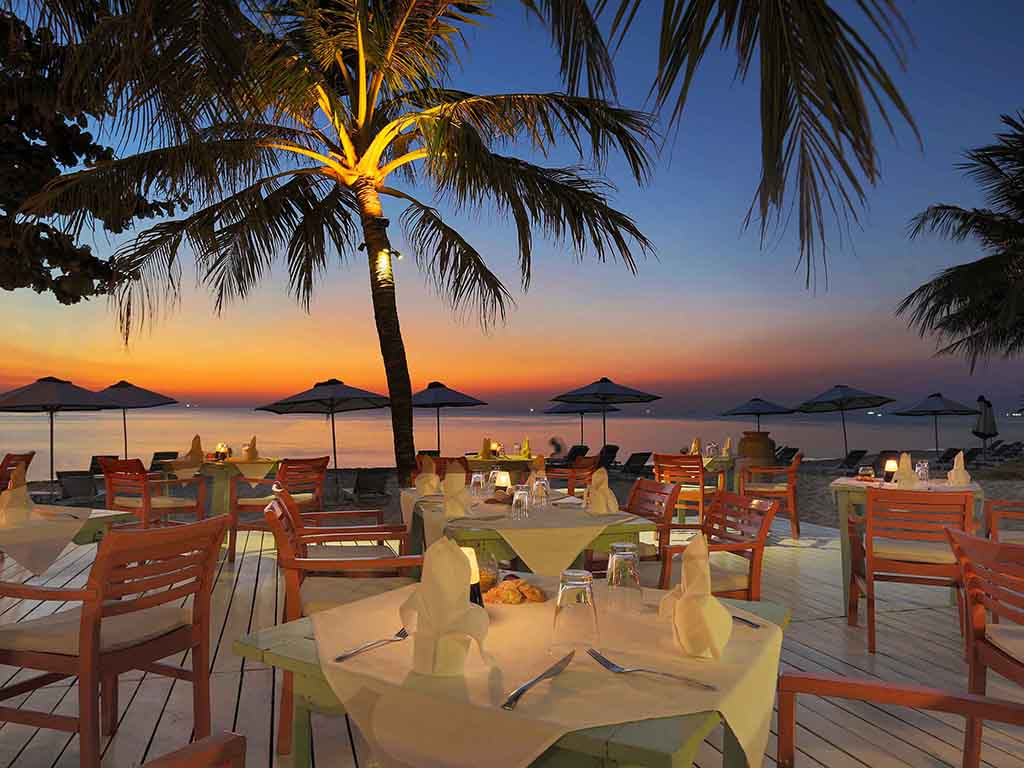 Le jardin phu quoc restaurants by accorhotels for Restaurant le jardin a domont