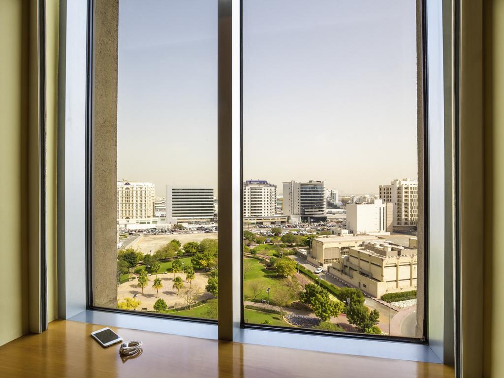 Hotel in DUBAI - ibis Deira City Centre near Dubai Airport