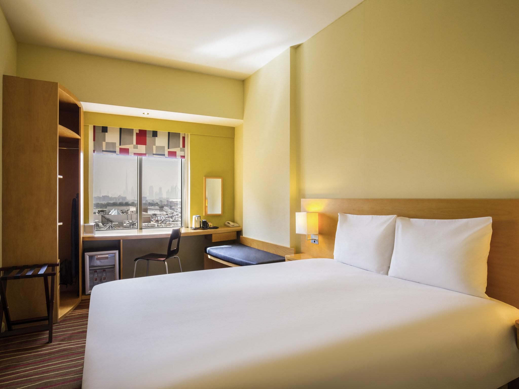 Hotel em dubai ibis dubai deira city centre for Hotel em dubai