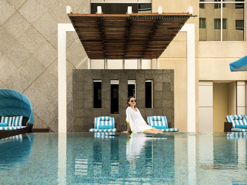 Novotel Dubai Deira City Centre Hotel in Dubai - AccorHotels
