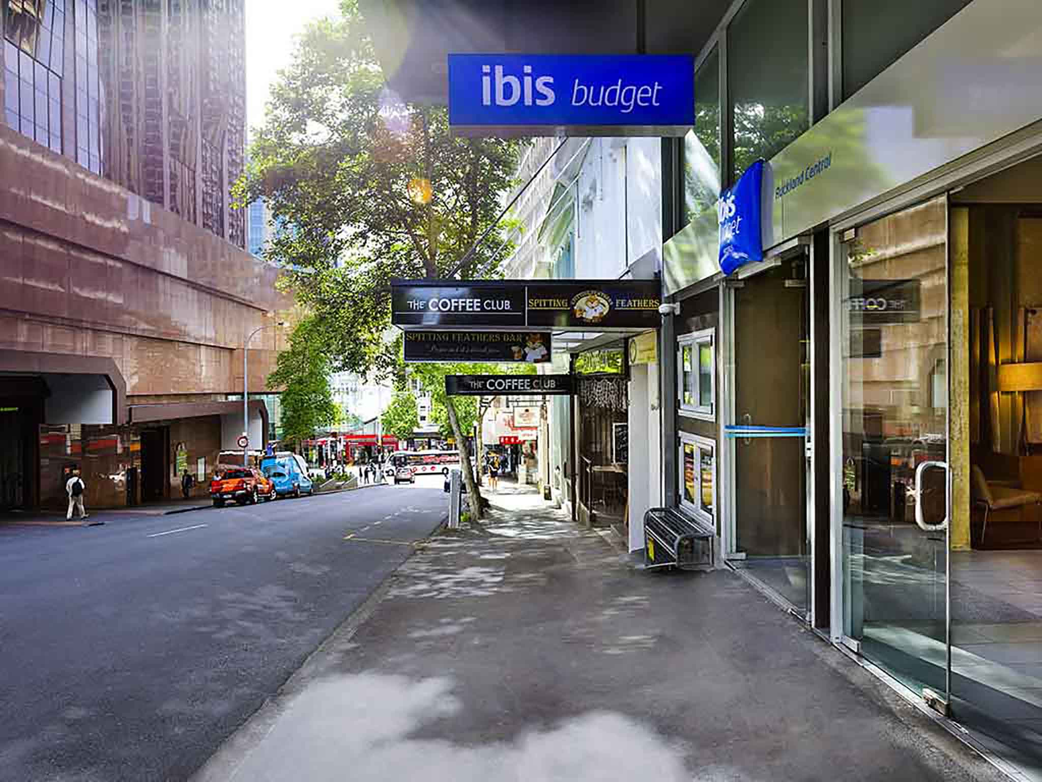 Hotel – ibis budget Auckland Central